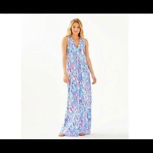 Lilly Pulitzer Amina maxi dress  XS
